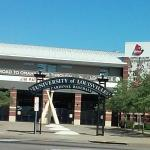 University of Louisville Cardinals Baseball Stadium