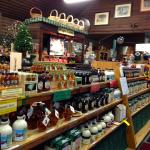 Inside the maple store where you can overindulge in syrup and candy