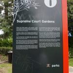 Supreme Court Garden