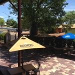 relax in the shade in our spacous beer garden