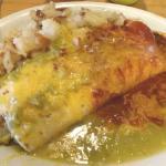 Breakfast Burrito ~ Christmas