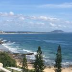 Looking North to Mt Coolum