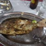 Samaki Grilled