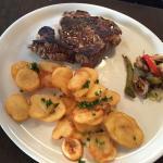 Taureau de charolais, Poêlée au beurre, jus de viande (+200 g)