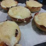 Breakfast Muffins con huevo, bacon y queso...
