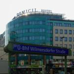 Hotel DOMICIL - Best Western - Kantstr. 111a
