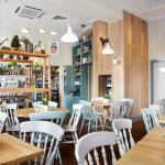 Muriel's Kitchen South Ken