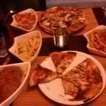 Unlimted pasta & pizza deal