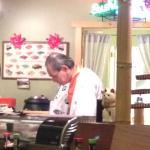 Haji making his awesome sushi at Koto in Nashville TN