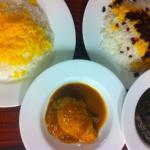 دیزی سنگی زعفران رستوران
