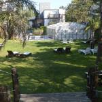 Jardín y Pileta Cubierta