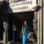 Nearby activity - a good hammam