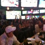 Duke's Main Bar/Dining Room