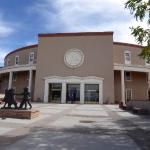 New Mexico State Capitol (Roundhouse) Foto