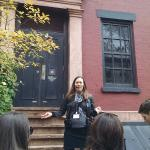 Haunted Brooklyn Heights Tour, October 2015