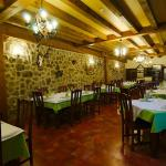 Restaurante Las Palomas en plena naturaleza