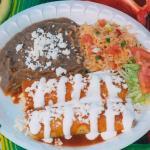 """""""The Real Enchiladas"""""""