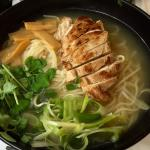 Chicken Ramen, very tasty!