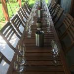 Sparkling Wine Experience under the Pergola