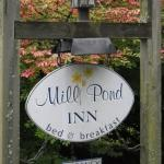 Fall Foilage at the Mill Pond Inn