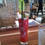 Vegetarian Bloody Mary
