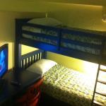 Bunk Beds (night)