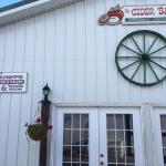 Get your donuts, wine and apple cider here