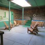 Hot Lake Springs, La Grande OR - old hot tub room