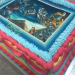 Transformers Cake For Our Sons Birthday