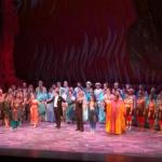 Closing : the Pearl Fishers