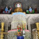 Храм из ракушек - алтарь