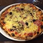 La pizza Regina