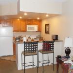 Kitchen in Side A