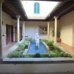 Garden - lovely courtyard