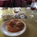 Vegetable Kofta in Tomato Sauce