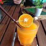 Coffee Cafe - Excellent coffee, danish and fresh squeezed orange juice