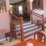 Livia's dining rooms.