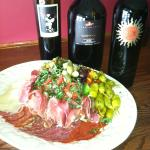 GREAT WINE & ANTIPASTO