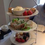 Afternoon tea..... Lovely!!