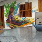 Photo de Papaya Hostal Getsemaní