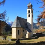 Chiesa di S. Fosca a PESCUL