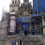 Portico de la Gloria Foto