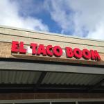 el taco boom