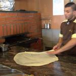 paper thin dough
