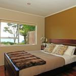 the Pad Bedroom with sea views
