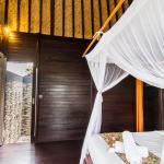 wooden sylist bungalow
