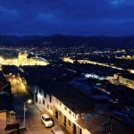Cusco de noche Oct. 2105