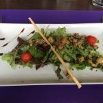 Salade grenouille