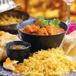 Join us on Thursday for a Curry Club with a free drink only £5.75