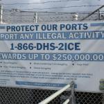 Report illegal activity, Ballard Locks, Nov. 3, 2015